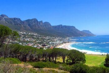 Clifton beach, Cape Town's Atlantic Seaboard, Western Cape